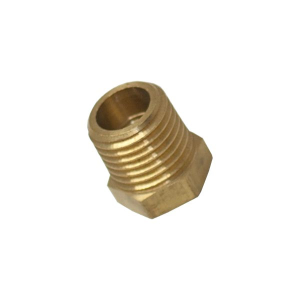 1/8-27 NPT Female to 1/4-18 NPT Male Thread Adapter