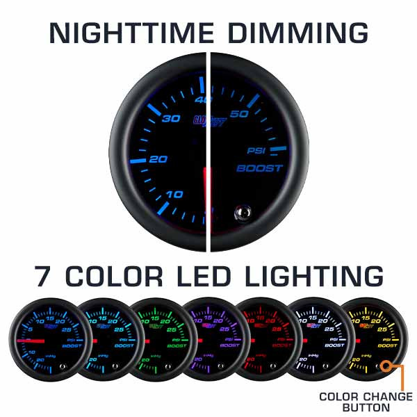 1992-1997 Ford F-Series Dimming Features