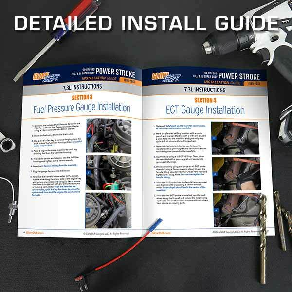 1992-1997 Ford F-Series Install Guide