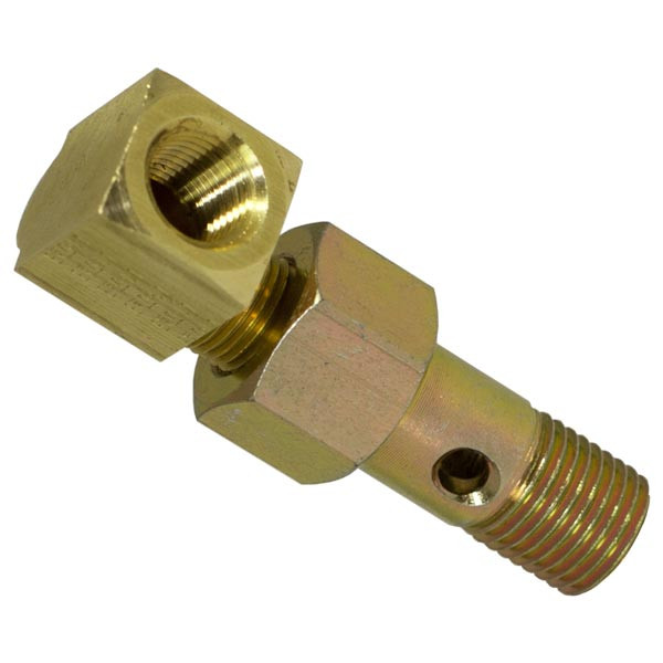 Honda Fuel Pressure Banjo Bolt Adapter