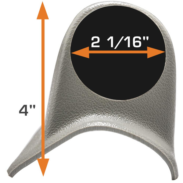 Universal Triple Gauge Gray Pillar Pod Specs
