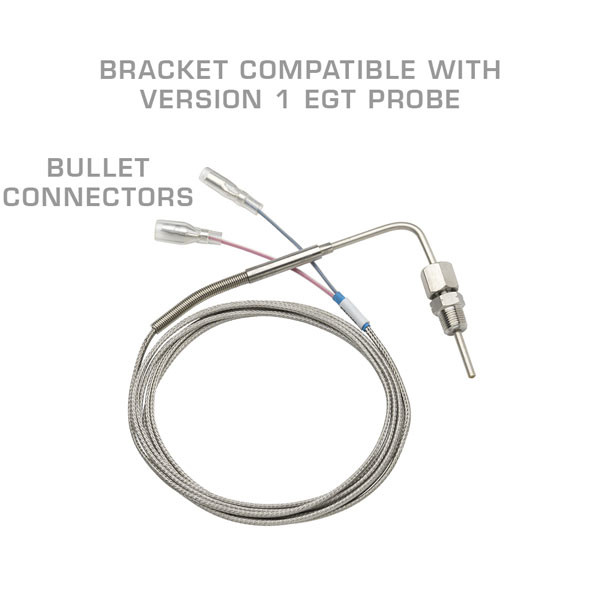 Exhaust Gas Temperature Bracket Compatible with Version 1 EGT Probes