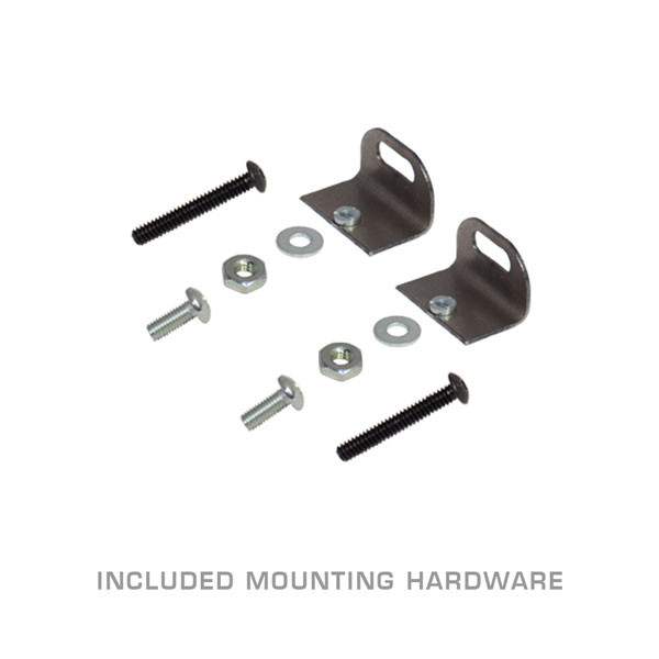 Included Mounting Hardware