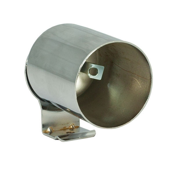 Universal Single Gauge Chrome Pod