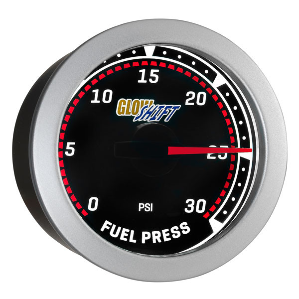 Tinted 30 PSI Fuel Pressure Gauge