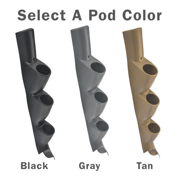 Select a Gauge Pod for 2011-2016 Ford Super Duty Power Stroke