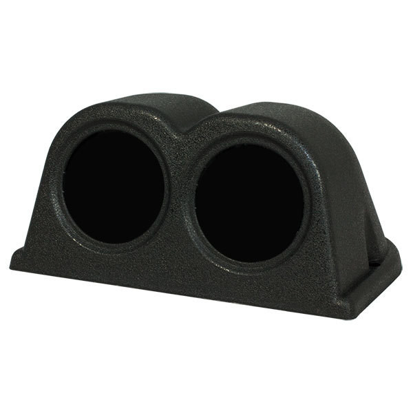 Universal Dual Gauge 52mm Dashboard Pod