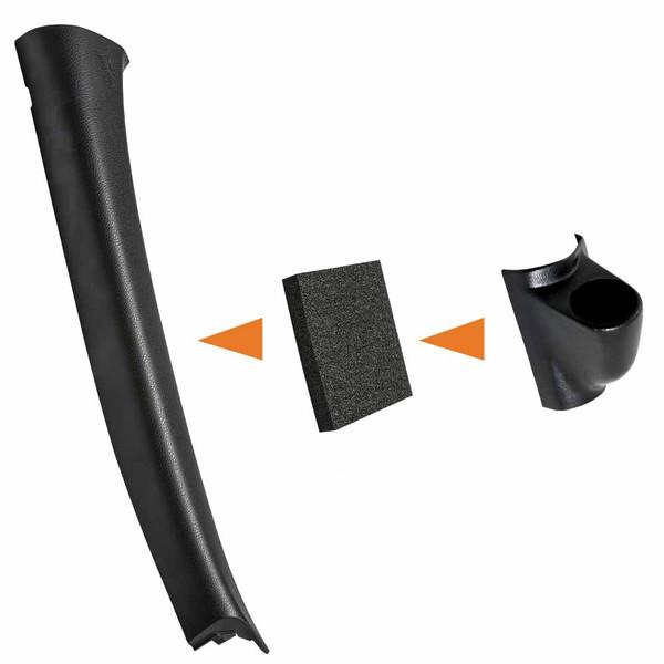 Universal Single Pillar Pod Placement