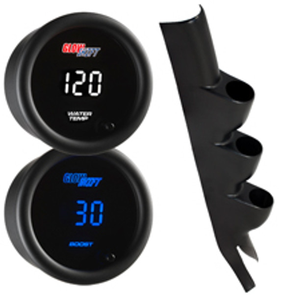 2005-2014 Ford Mustang Custom Digital Gauge Package