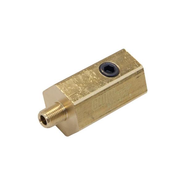 GT86 Oil Pressure/Temperature Sensor Thread Adapter