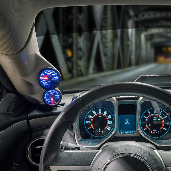 2010-2015 Chevrolet Camaro Installed