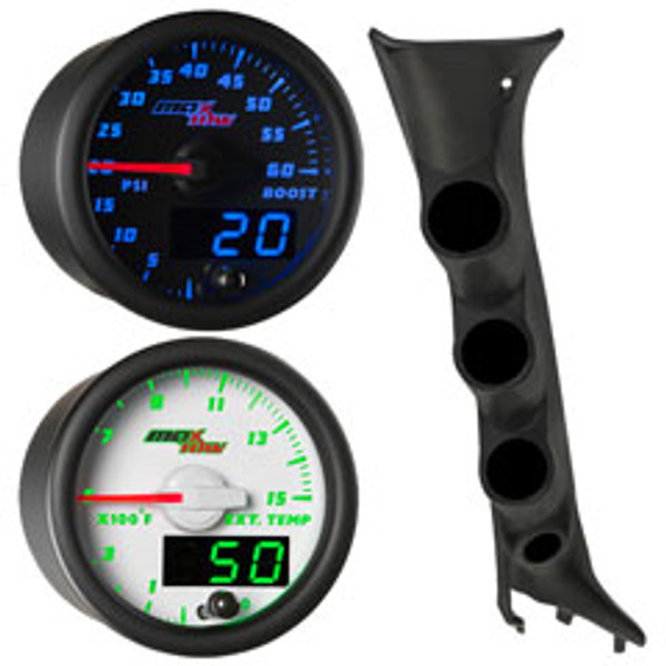 2009-2014 Ford F-150 Custom MaxTow Gauge Package Thumb