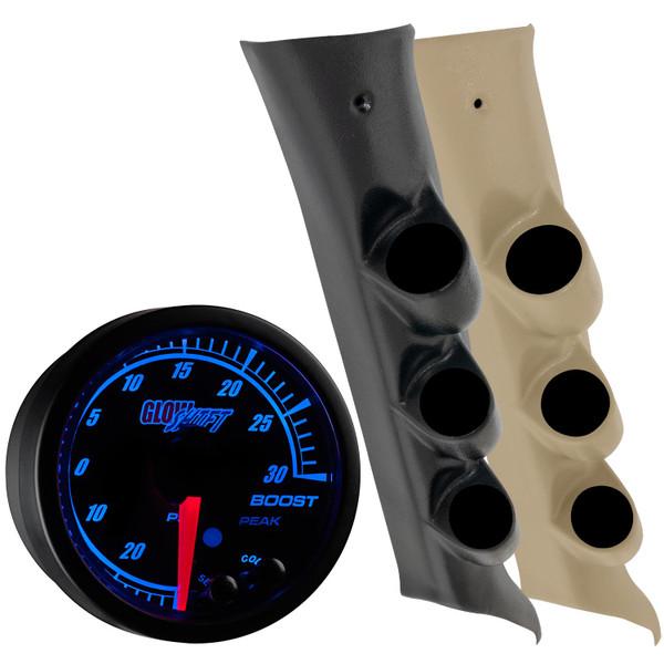 2014-2019 GMC Sierra Duramax Custom Elite Gauge Package Thumb