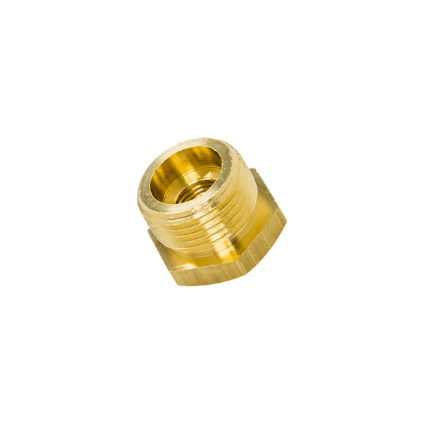 1/8-27 NPT Female to M20 P-1.5 Male Thread Adapter