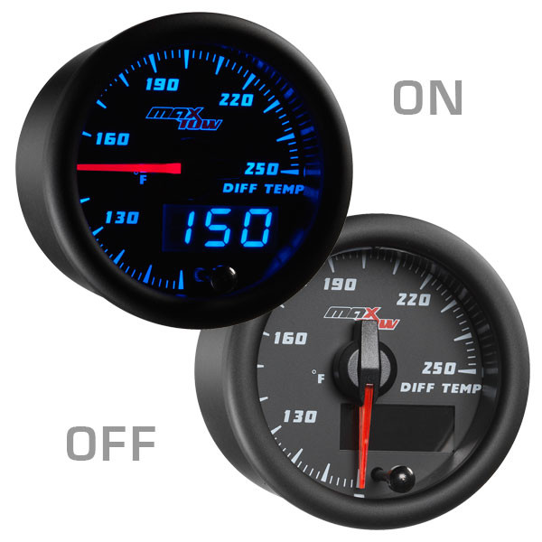 Diff Temp On/Off View