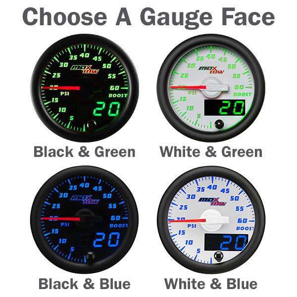 Choose A MaxTow Gauge Series