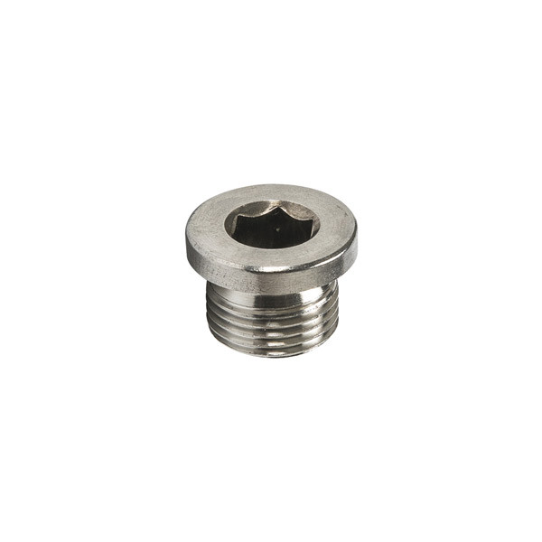 Wideband Air/Fuel Ratio Oxygen Sensor Hex Bung Plug