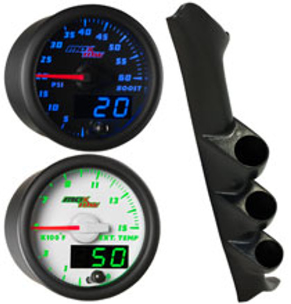 1997-2001 Ford F-150 Custom MaxTow Gauge Package Thumb