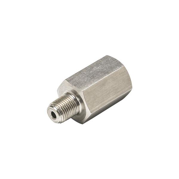 1/8-27 NPT Diesel Fuel Pressure Stone Snubber Valve
