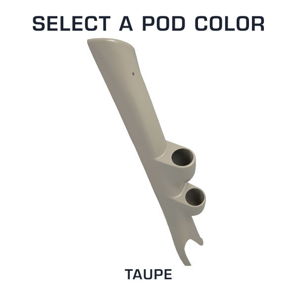 Select a Dual Pod for 2003-2009 Dodge Ram Cummins