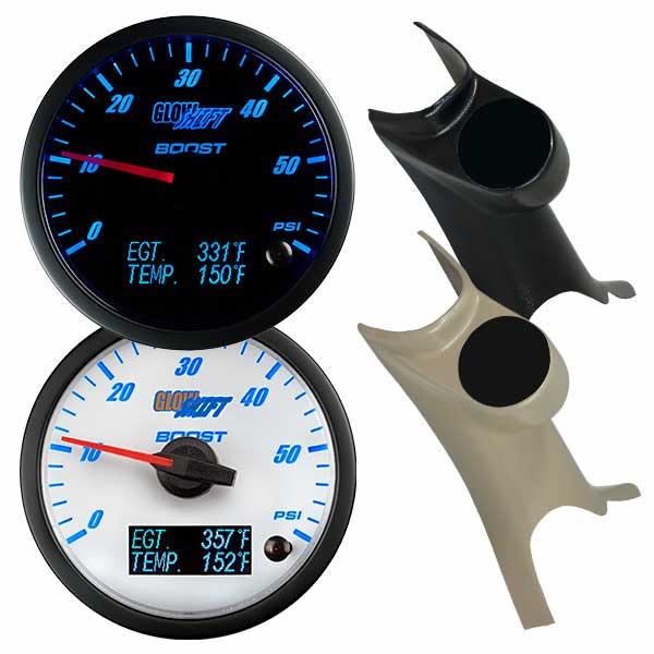 3in1 Series Gauge Package for 2003-2009 Dodge Ram Cummins