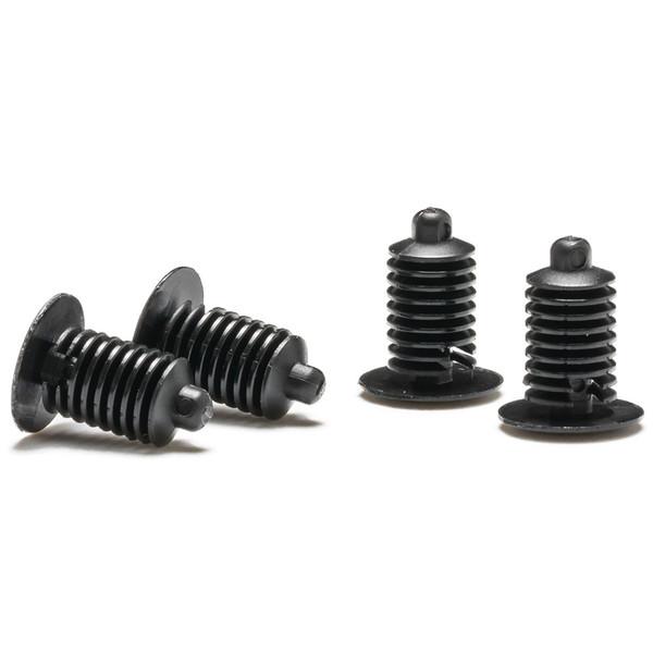 Replacement Black Pillar Pod Push-In Mounting Fasteners