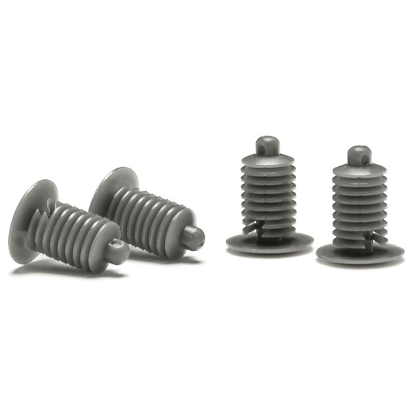 Replacement Gray Pillar Pod Push-In Mounting Fasteners