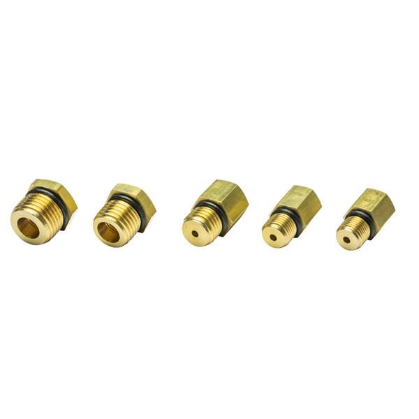 5pc Metric Thread Adapter Kit