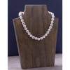 12mm Bold Bead Necklace