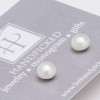 6mm Freshwater Pearl Earrings