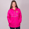 Top Pick! Charles River New Englander Adult Rain Jacket - Hot Pink