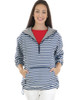 Women's Chatham Anorak Personalized Prints - Neon Pink