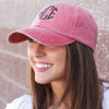 Personalized Pigment-Dyed Baseball Cap