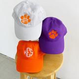 Clemson Purple Baseball Cap