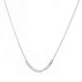 SISTER  Special Morse Code Necklace - Sterling Silver