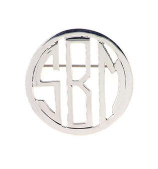 Personalized Cutout Pin