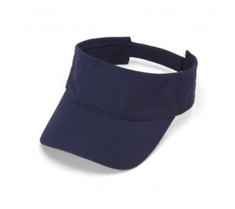 Personalized Navy Visor │HandPicked
