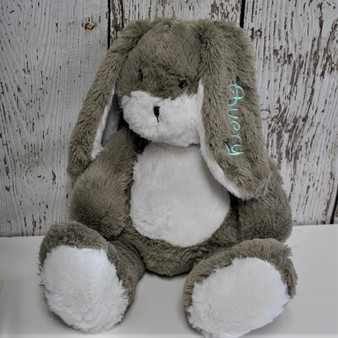Limited Time Monogram Bunny - Perfect for Easter