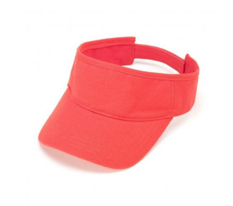 Personalized Coral Visor