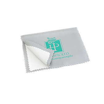HandPicked Silver Polishing Cloth - Traditional Bifold Style