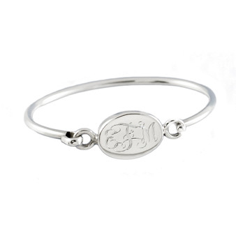 Monogram Baby Bracelet - Traditional HandPicked Style