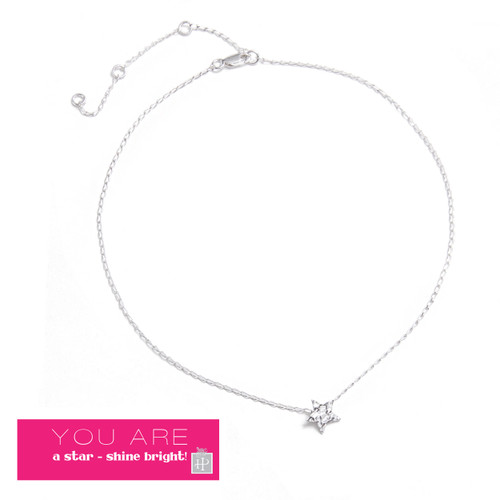 YOU ARE a star necklace│HandPicked