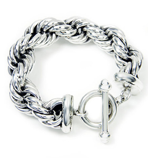 Extra Large Throw Me a Rope Bracelet│HandPicked