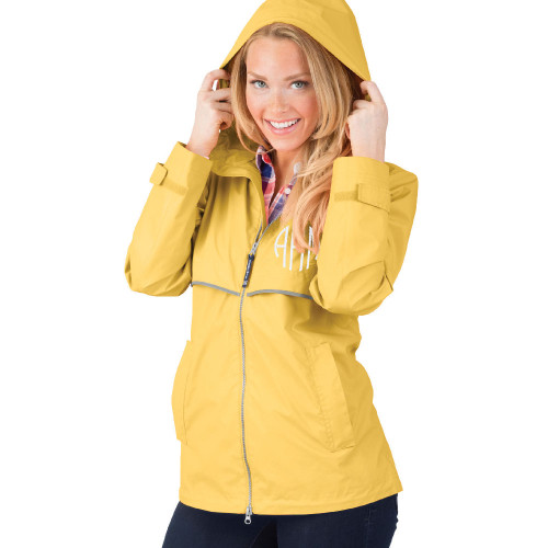Personalized Buttercup Adult Rain Jacket│HandPicked