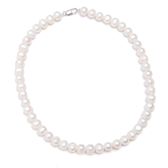 8mm Freshwater Pearl Necklace│HandPicked