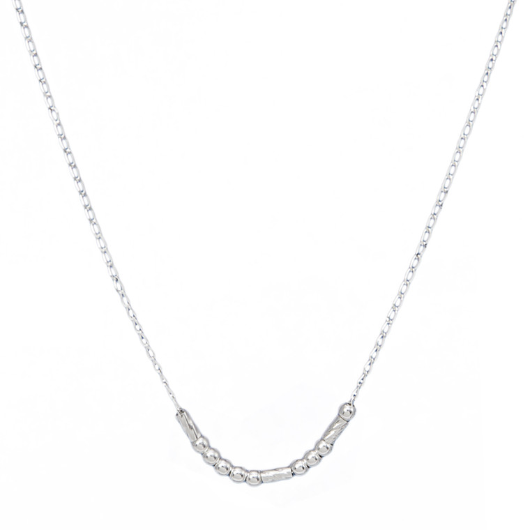 """""""BFF""""Morse Code Necklace"""