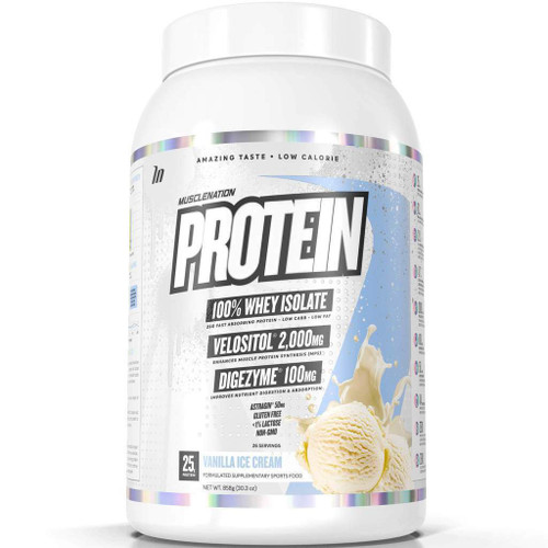 PROTEIN 100% ISOLATE
