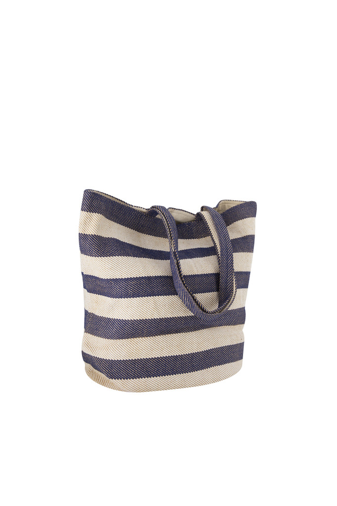 Provence tote wide stripes 2