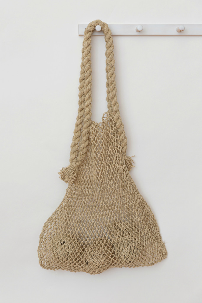JUMBO Market String Bag - Natural