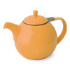 Curve Teapot 24 oz. - Mandarin